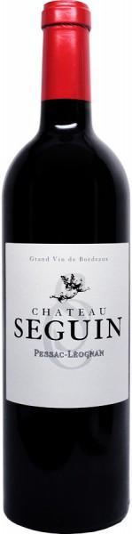 Вино Chateau Seguin, Pessac-Leognan AOC, 2012