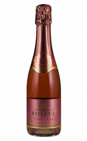 Шампанское Boizel Brut Rose 0.375л