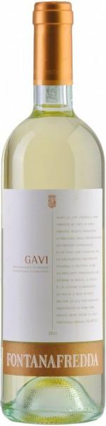 Вино Fontanafredda, Gavi DOCG, 2011