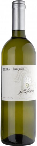Вино Muller Thurgau, Alto Adige DOC, 2012
