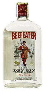 Джин Beefeater, 0.375 л