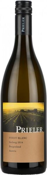 """Вино Prieler, """"Seeberg"""" Pinot Blanc, 2014"""
