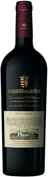 Вино Marques de Grinon, Petit Verdot, 2012