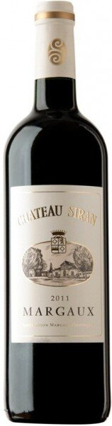 Вино Chateau Siran, Margaux AOC Cru Bourgeois, 2011