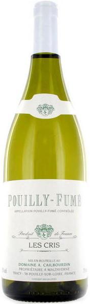 """Вино Pouilly-Fume AOC """"Les Cris"""", 2011"""