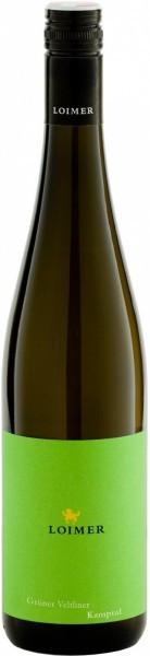 Вино Loimer, Gruner Veltliner, Kamptal DAC, 2014
