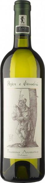 Вино Pojer e Sandri, Traminer Aromatico, Trentino DOC, 2015