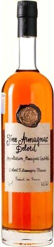 Арманьяк Delord, Fine Armagnac, 0.7 л