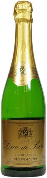 """Игристое вино """"Duc de Paris"""" Brut"""