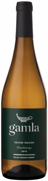"Вино Golan Heights, ""Gamla"" Chardonnay, 2013"