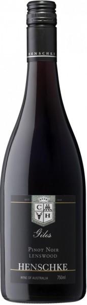 "Вино Henschke, ""Giles"" Lenswood, Pinot Noir, 2012"