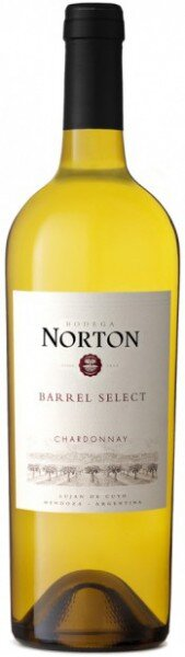 "Вино Norton, ""Barrel Select"" Chardonnay, 2013"