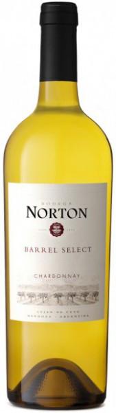 "Вино Norton, ""Barrel Select"" Chardonnay, 2013"