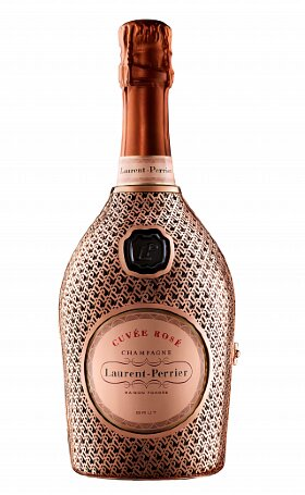 Шампанское Laurent-Perrier Cuvee Rose Brut metal bottle 0.75л
