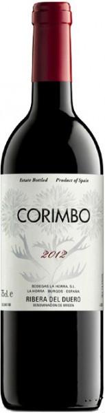 """Вино Bodegas La Horra, """"Corimbo"""", Ribero del Duero DO, 2012"""