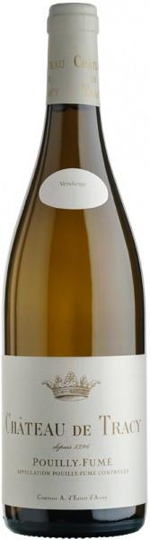 Вино Chateau de Tracy, Pouilly-Fume AOC, 2013, 0.375 л