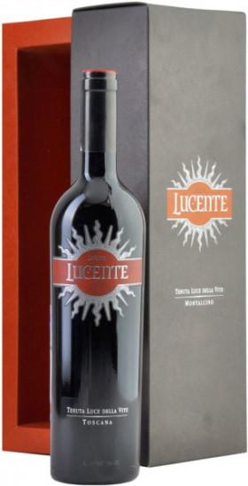 """Вино Luce Della Vite, """"Lucente"""", 2014, gift box"""
