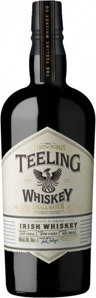 Виски Teeling, Irish Whiskey, 50 мл