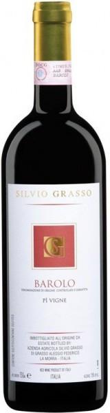 """Вино Silvio Grasso, """"Pi Vigne"""", Barolo DOCG, 2006"""
