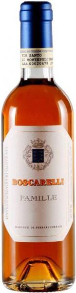 "Вино Boscarelli, ""Familie"", Vin Santo di Montepulciano DOC, 1988, 0.375 л"