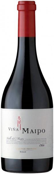 "Вино Vina Maipo, ""Limited Edition"" Syrah, 2011"