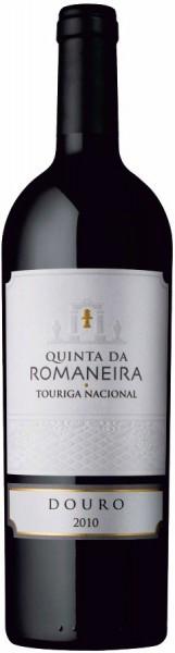 Вино Quinta da Romaneira, Touriga Nacional, Douro DOC, 2010