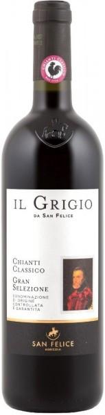 """Вино Agricola San Felice, """"Il Grigio"""" Gran Selezione, Chianti Classico DOCG, 2013"""