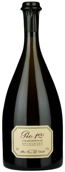 "Вино Chardonnay ""Pic 1-er"", Bourgogne AOC, 2012"