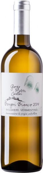 "Вино Giorgio Meletti Cavallari, ""Borgeri"" Bianco, Bolgheri DOC, 2014"
