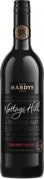 "Вино Hardys, ""Nottage Hill"" Cabernet-Shiraz, 2015"