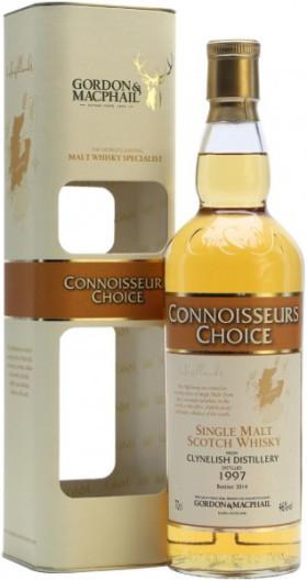 "Виски Clynelish ""Connoisseur's Choice"", 1997, gift box, 0.7 л"
