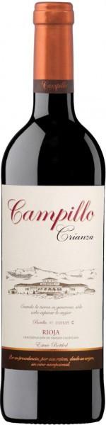 Вино Campillo, Crianza, 2010