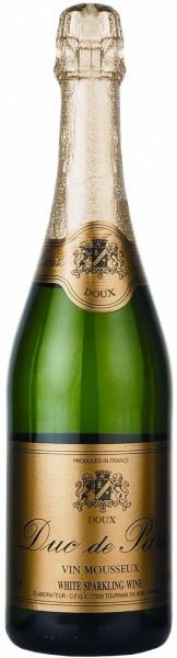 """Игристое вино """"Duc de Paris"""" Doux"""