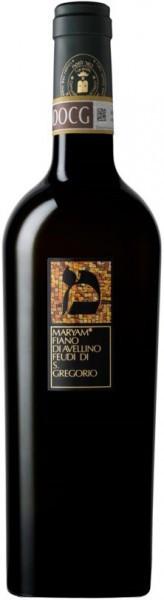 """Вино Feudi di San Gregorio, """"Maryam"""", Fiano di Avellino DOCG"""