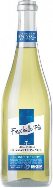 Игристое вино Freschello Piu Frizzante
