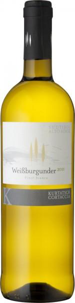 Вино Kurtatsch, Weissburgunder, 2011