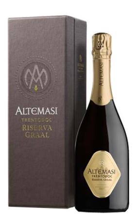 Игристое вино Cavit Altemasi Riserva Graal Brut 2010 gift box 0.75л