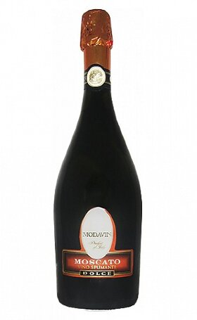 Игристое вино Modavin Spumante Dolce 0.75л