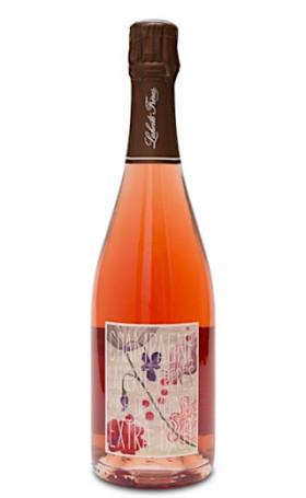 Игристое вино Laherte Freres Rose de Meunier Extra Brut 0.75л