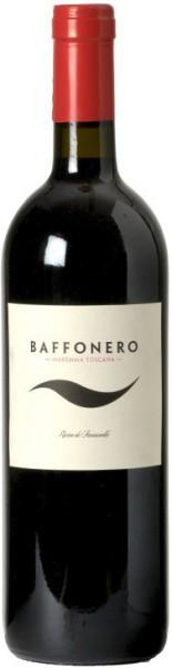 Вино Rocca di Frassinello, Baffonero, Maremma Toscana IGT, 2007