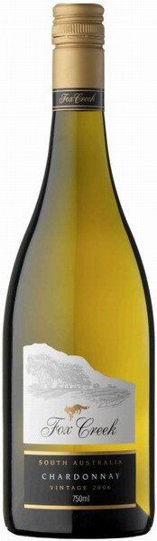 Вино Fox Creek Chardonnay 2006