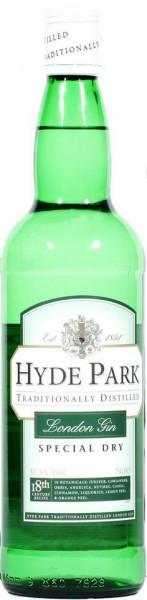 """Джин """"Hyde Park"""" London Dry Gin, 0.7 л"""