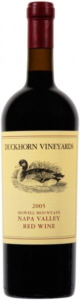 Вино Duckhorn Howell Mountain Red Wine 2005