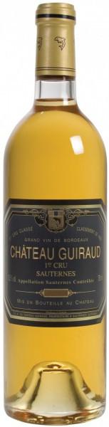Вино Chateau Guiraud, Sauternes, 2010