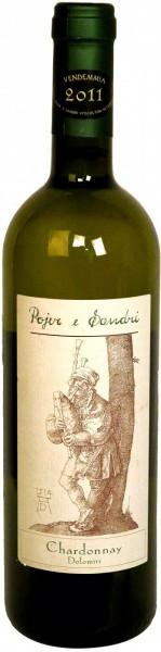 Вино Pojer e Sandri, Chardonnay, Vigneti delle Dolomiti IGT, 2011