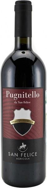 Вино Pugnitello Toscana IGT 2007