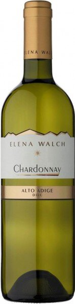 Вино Elena Walch, Chardonnay, Alto Adige DOC, 2015