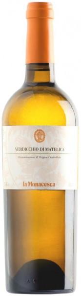 Вино La Monacesca, Verdicchio di Matelica DOC, 2012
