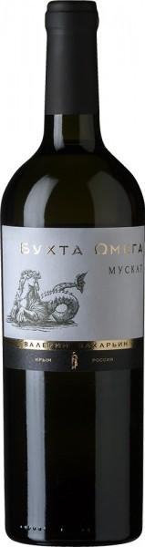 """Вино """"Omega Bay"""" Muscat"""