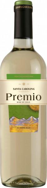 "Вино ""Premio"" Blanco semi-sweet, Central Valley DO"